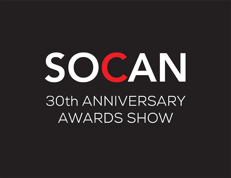 SOCAN Awards 2019